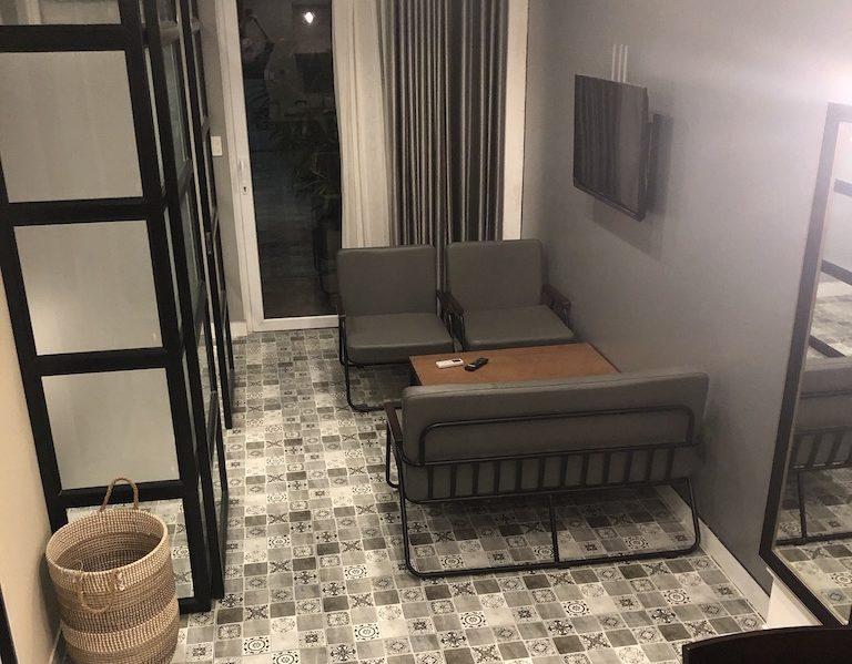 ベトナム住居 サービスアパートの部屋